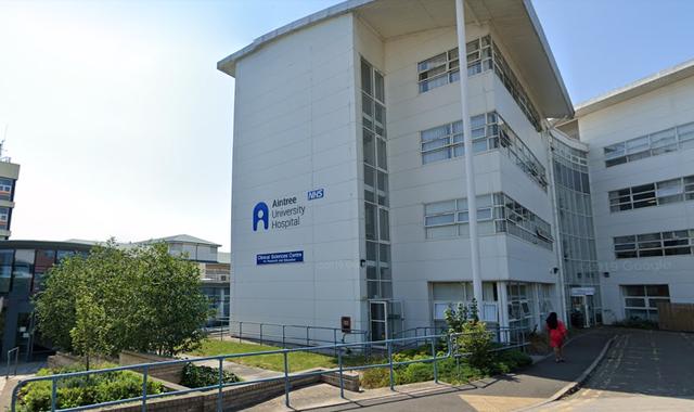 Coronavirus: Staff nurse dies in Liverpool after contracting COVID-19