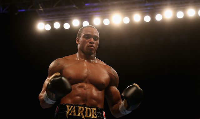 Coronavirus: Boxer Anthony Yarde's grandmother dies just days after his father