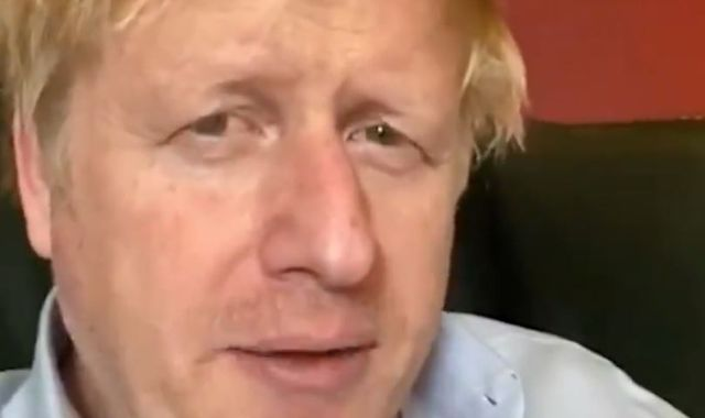 Coronavirus: Boris Johnson 'accessible' and 'mentally able to make decisions' from hospital