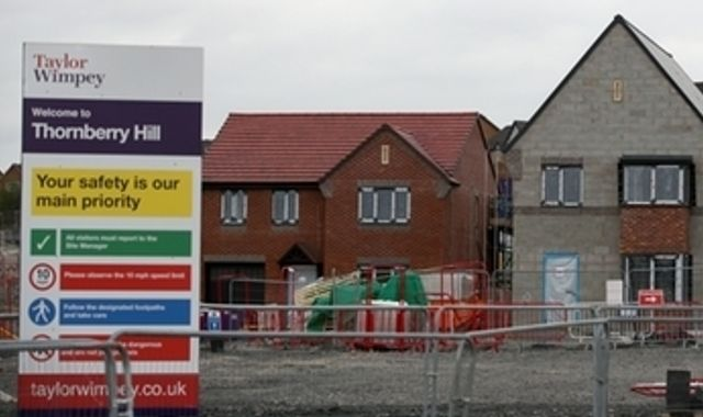 Taylor Wimpey says all workers have returned from furlough