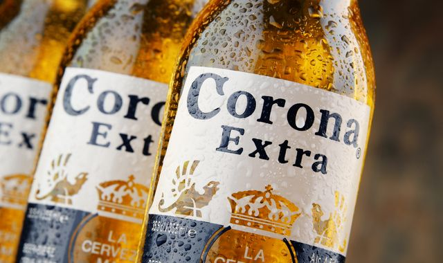 Coronavirus: Mexican brewer suspends Corona beer production