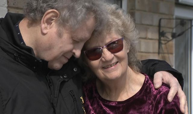 Coronavirus: Pensioner won't let carers look after husband over COVID-19 spread fears