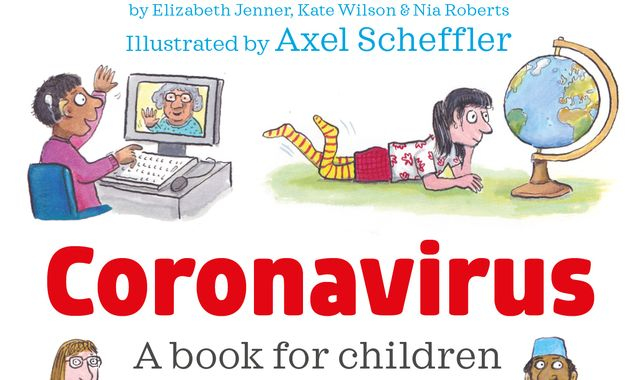 Coronavirus: Gruffalo illustrator Axel Scheffler creates book for kids