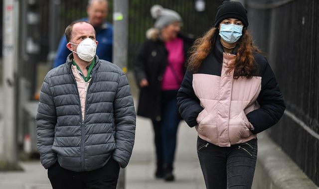 Coronavirus: Scotland to keep two-metre rule and make face coverings in shops mandatory