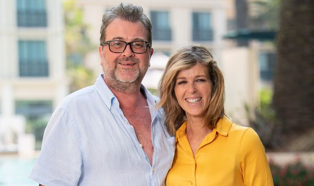 Coronavirus: Kate Garraway says husband Derek Draper 'can't wake up' as he battles COVID-19