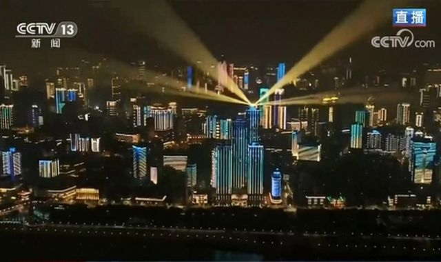 Coronavirus: 'Heroic city' Wuhan ends lockdown with spectacular party 11 weeks after it was epicentre of crisis
