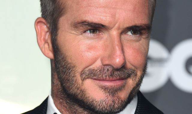 Coronavirus: David Beckham backs meals campaign for key workers