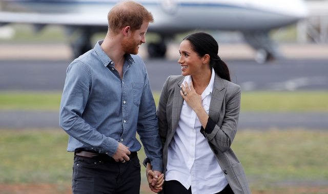 Harry and Meghan 'buy £11m home in Santa Barbara'