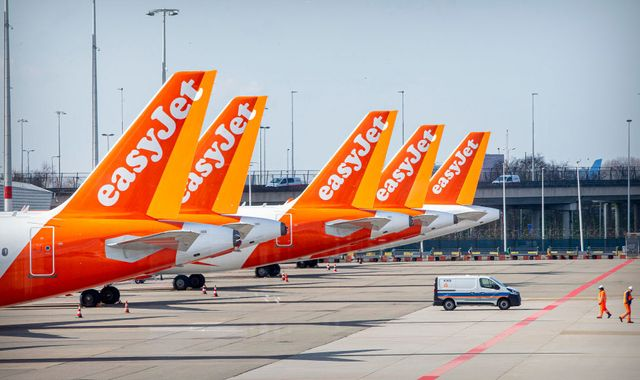 EasyJet: Nine million customers' details 'accessed' by hackers