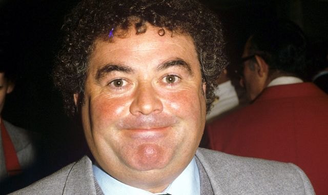 Coronavirus: Little and Large comedian Eddie Large dies 'after contracting COVID-19 in hospital'