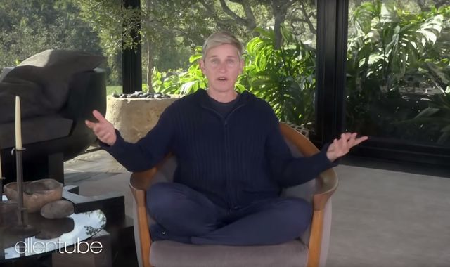 Coronavirus: Ellen DeGeneres criticised after comparing mansion quarantine to 'being in jail'
