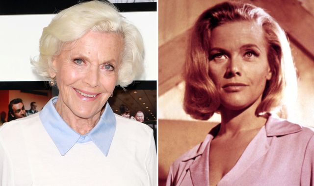 Honor Blackman: Pussy Galore actress dies aged 94