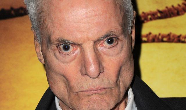 Human Centipede star Dieter Laser dies aged 78