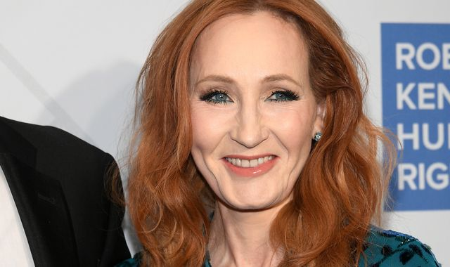 Coronavirus: JK Rowling offers year's pay to Civil Service's 'truth twisters' tweeter