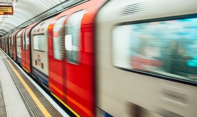 Coronavirus: New anti-viral disinfectant used to clean London's transport network