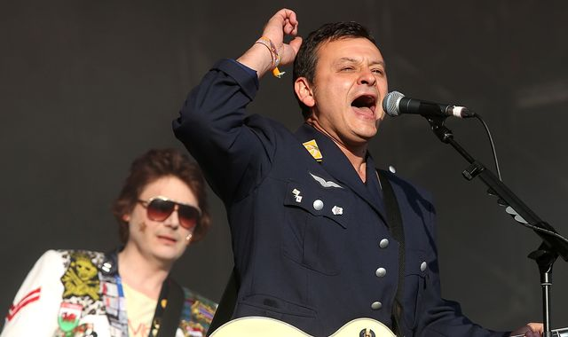 Coronavirus: Manic Street Preachers to play free gig for NHS staff when crisis ends