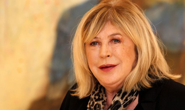 Coronavirus: Marianne Faithfull 'stable in hospital' after COVID-19 diagnosis
