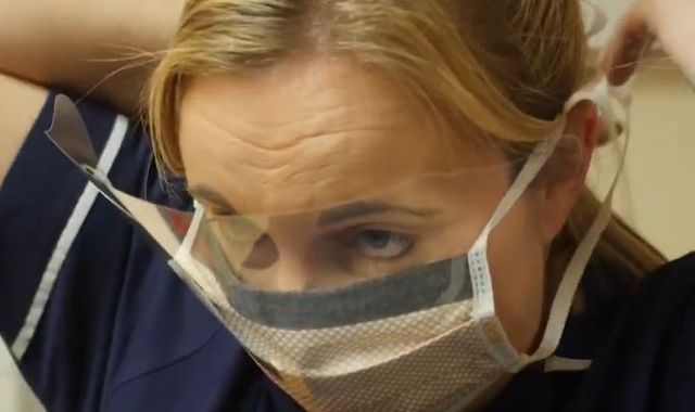 Coronavirus: Getting medics protective gear is a 'Herculean effort', health secretary admits