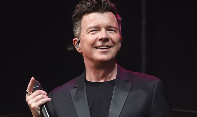 Coronavirus: Rick Astley to play free gig for NHS and emergency workers at end of pandemic