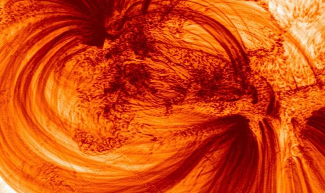 Scientists reveal highest-ever resolution images of the sun
