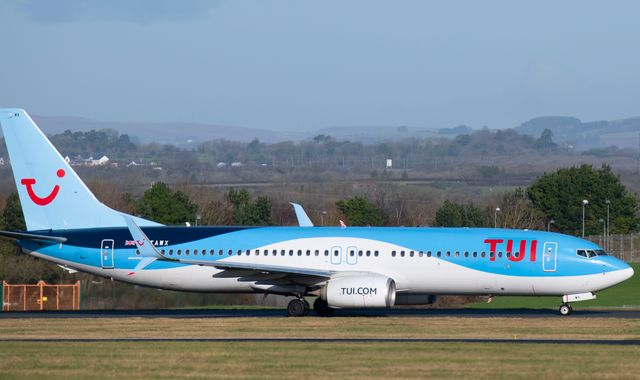 Coronavirus: TUI considers business sales to help it weather holiday crisis