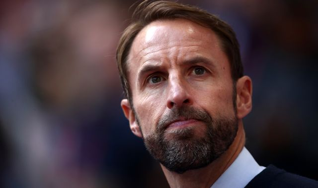 Coronavirus: England manager Gareth Southgate takes 30% pay cut