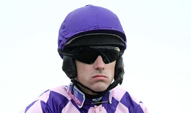 Brian Hughes crowned champion jumps jockey for the first time