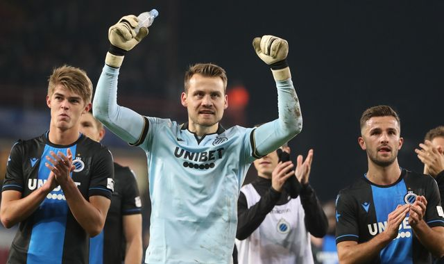 Coronavirus: Belgian league backs early end to season, Club Brugge would be awarded title