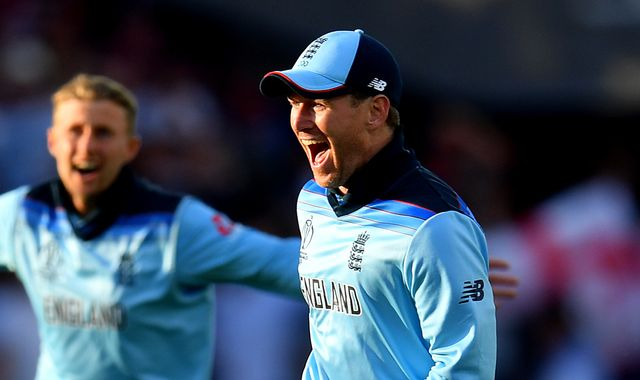 'I left England's World Cup win early': Sam Mendes and Eoin Morgan on Sky Cricket Podcast