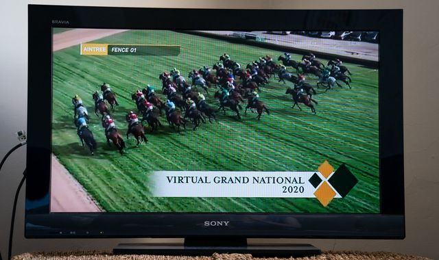Virtual Grand National raises over £2.6m for NHS charities