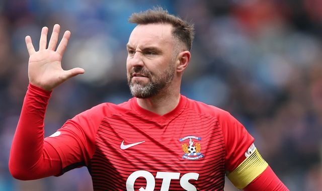 No reason to stall new Scottish Premiership campaign, says Kris Boyd