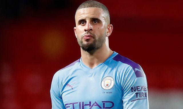 Coronavirus: Manchester City's Kyle Walker faces disciplinary action after lockdown breach