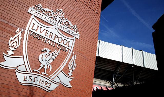 Liverpool place some non-playing staff on furlough