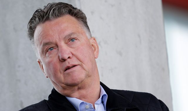 Louis van Gaal accuses Ajax of trying to use coronavirus crisis for their own gain