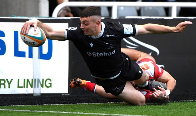 RFU confirm Newcastle Falcons to be promoted back to Premiership