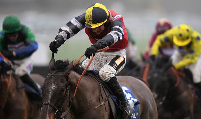 Potters Corner wins Virtual Grand National