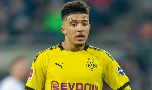 Jadon Sancho may not leave Borussia Dortmund if season extended into July, says Kieran Maguire