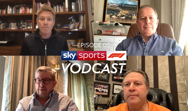 Two-day GPs? October start? Sky F1 Vodcast debate with Ross Brawn, Zak Brown