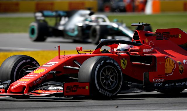 Canadian GP ninth F1 2020 race to be called off due to coronavirus