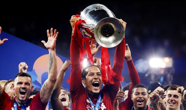 Virgil van Dijk aiming to be Liverpool legend and says team can keep winning