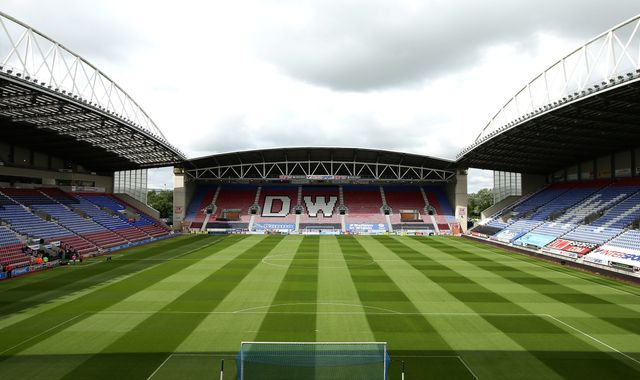 Wigan enter administration; EFL to hand club 12-point penalty