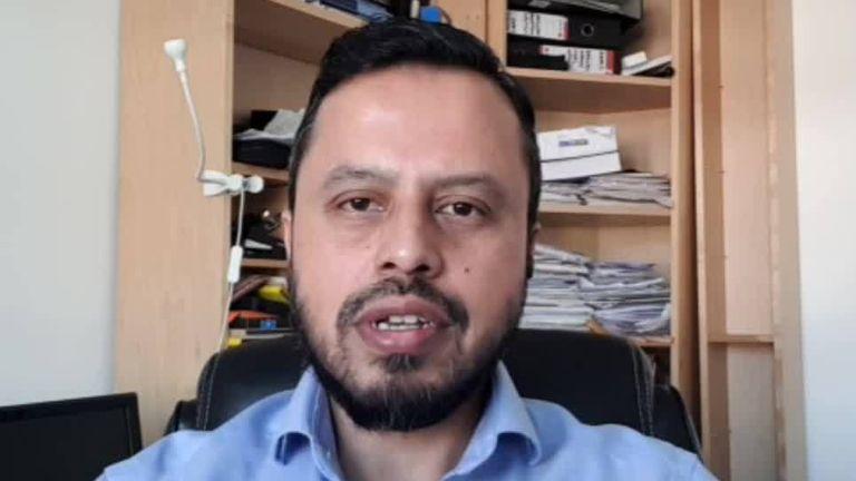 Harun Rashid Khan