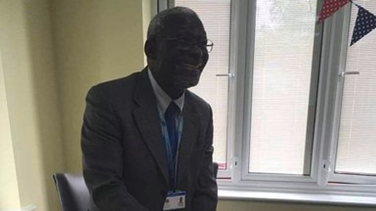 Dr Alfa Saadu was working part-time at Queen Victoria Memorial Hospital in Welwyn, Herfordshire
