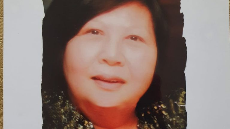 """Alice Kit Tak Ong was described as """"strong"""" by her daughter Melissa"""