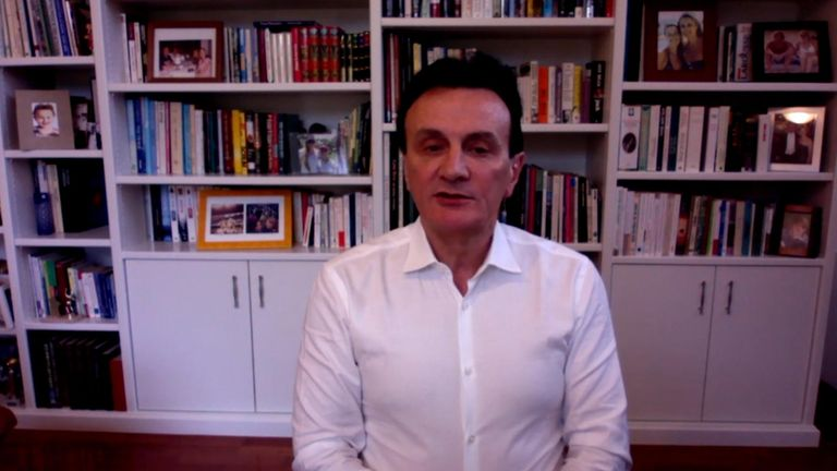 "AstraZeneca CEO says by 'June and July' they will have an idea about the ""efficacy and safety"" of the COVID-19 vaccine"