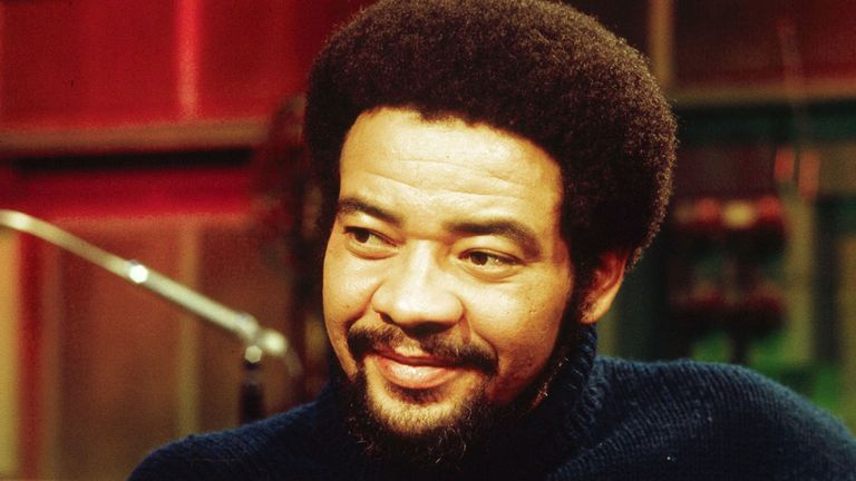 Bill Withers in the 1970s. Pic: Alan Messer/Shutterstock