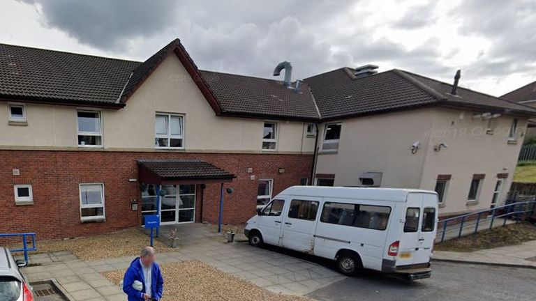 Thirteen residents at Burlington Court Care Home have died in a week. Pic: Google Street View