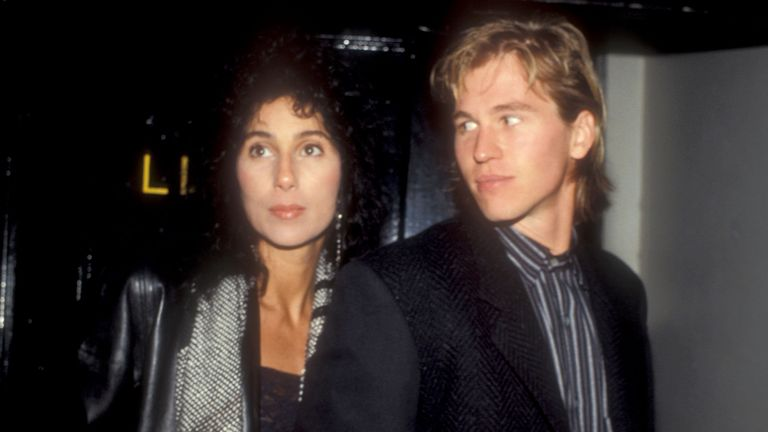 Val Kilmer said he didn't want to go out with Cher to start with