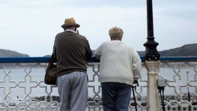 While general crime has fallen, scams against the elderly are on the increase