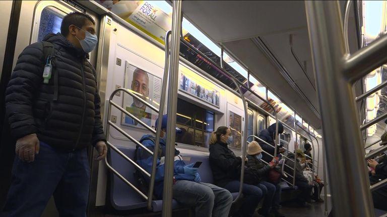 Generic subway New York